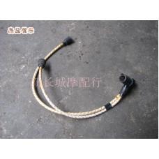Броне провода в тряпичной оплетке для М-72, К-750